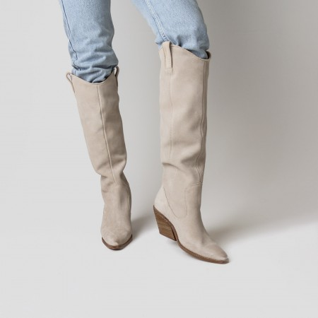 Americana Black Suede with...