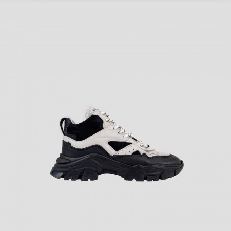 BRONX / Trainers / TAYKE-OVER BLACK/OFF-WHITE