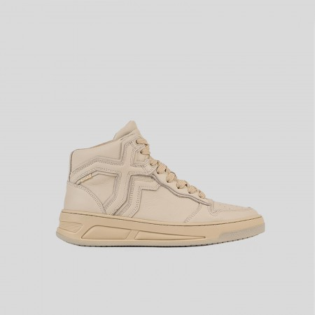 BRONX / Trainers / Old-Cosmo High Top Camel