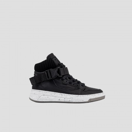BRONX / Trainers / OLD-COSMO BUCKLE BLACK