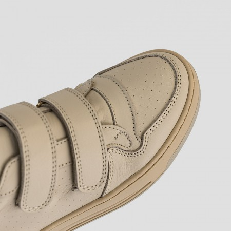 Baisley Perforated Light Grey