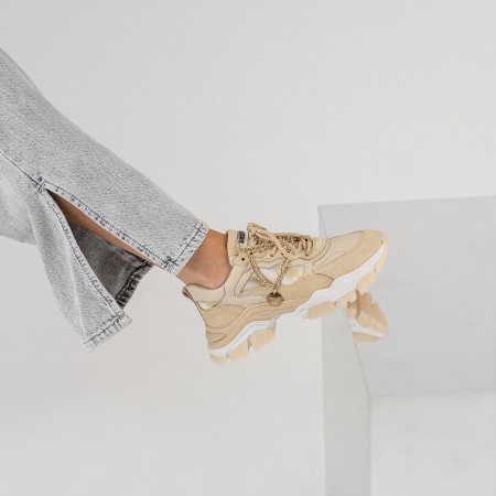 Chainy Neon Yellow