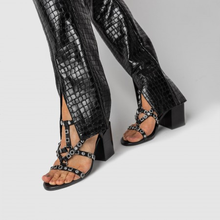 Old-Cosmo Off-White Croco