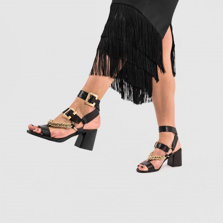 New-Americana Ankle Boot Black