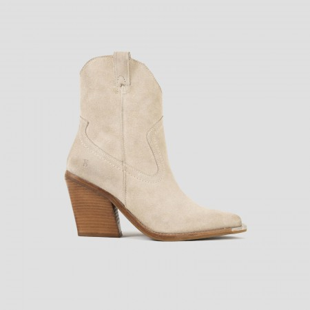 Tex-High Snake Zwart / Cognac